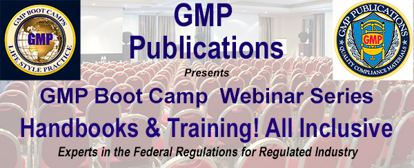 GMP Publications and Boot Camp