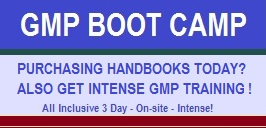 GMP Boot Camp